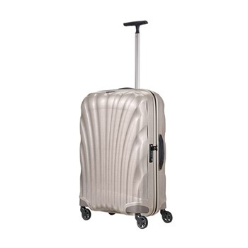 Cosmolite Spinner suitcase, 69cm, pearl