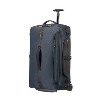 Paradiver light Duffle bag with wheels, 67cm, jeans blue
