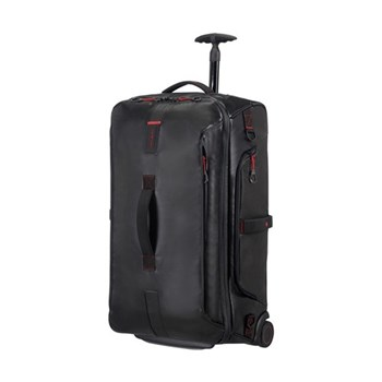 Paradiver light Duffle bag with wheels, 67cm, black