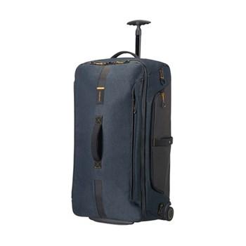 Paradiver light Duffle bag with wheels, 79cm, jeans blue