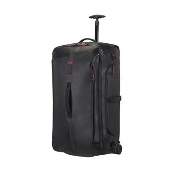 Paradiver light Duffle bag with wheels, 79cm, black