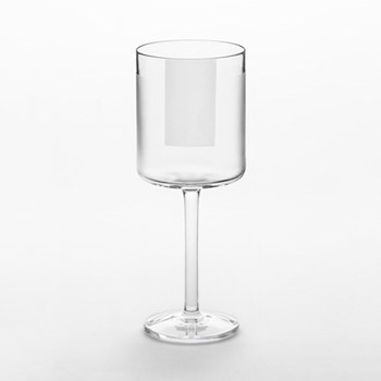 Elements Series White wine glass I, H185 x W73mm