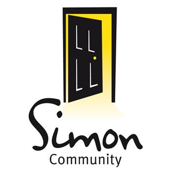 The Simon Community donation