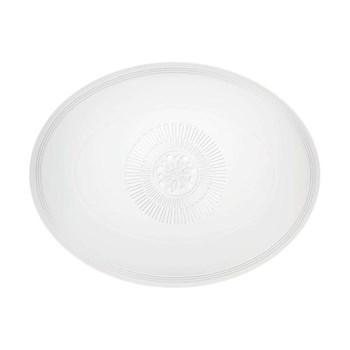 Ornament Large oval platter