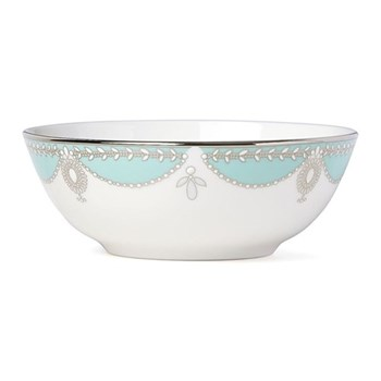 Empire Pearl - Turquoise Bowl