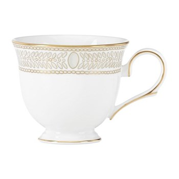 Gilded Pearl Teacup
