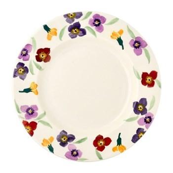 Wallflower Plate, 27.5cm