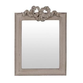 Small rectangular mirror 34 x 3 x 25cm
