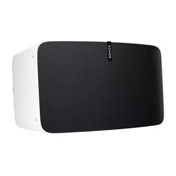 Play:5 Wireless speaker, H20.3 x W36.4 x D15.4cm, white