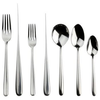 44 piece cutlery set