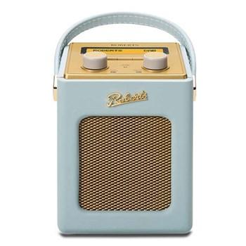 Revival Mini DAB/FM digital radio, duck egg