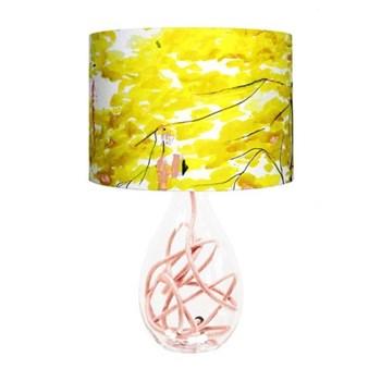 Chinese Tree Medium lamp, H45cm, rose flex
