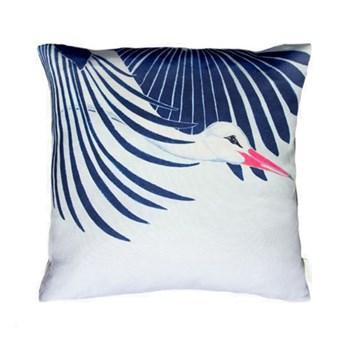 Snow Peak Unbound Square cushion, 45 x 45cm, linen