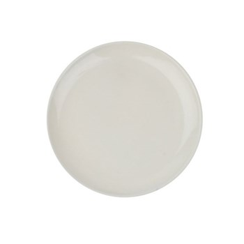 Shell Bisque Set of 4 side plates, 22cm, white
