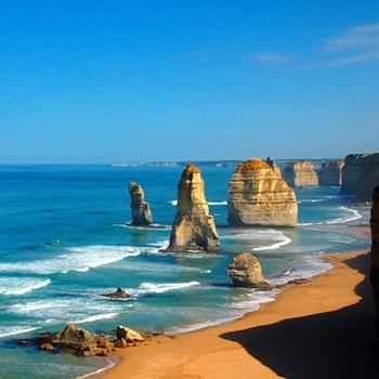 Five-day driving adventure for two on the Great Ocean Road