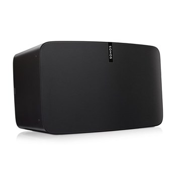 Play:5 Wireless speaker, H20.3 x W36.4 x D15.4cm, black