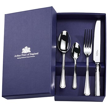24 piece boxed cutlery set