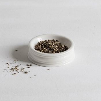 Classical Porcelain Pinch Pot, 10cm