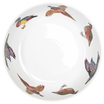 Gamebirds Bowl, 28cm