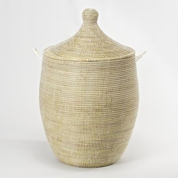 Ali Baba Laundry basket, 80 x 43cm, natural