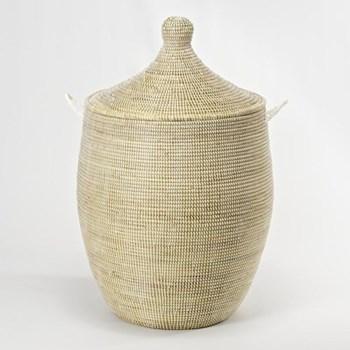 Ali Baba Laundry basket, 66 x 38cm, natural