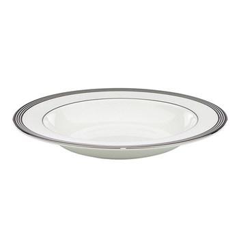 Parker Place Rimmed soup bowl, 22.8cm