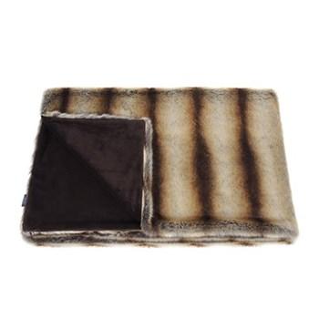 Classic Collection Comforter, 90 x 145cm, brown chinchilla