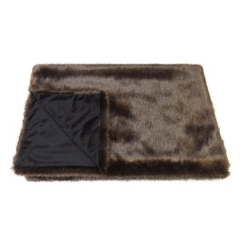 Signature Collection Double throw, 180 x 145cm, treacle