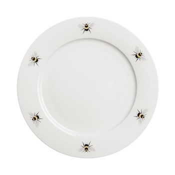 Bees Set of 4 side plates, 21cm