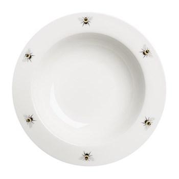 Bees Set of 4 pasta bowls, 26.7cm
