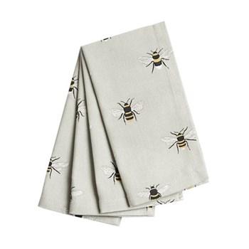 Set of 4 napkins 41 x 41cm