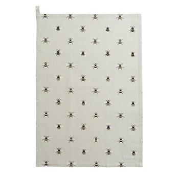 Bees Tea towel, 45 x 65cm