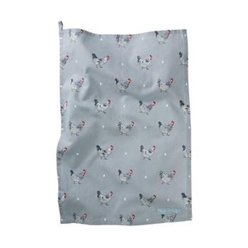 Chicken Tea towel, 45 x 65cm