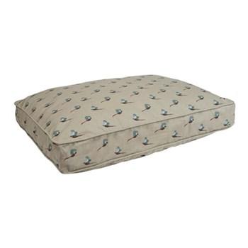 Pheasant Pet mattress, 88 x 68cm, removable cover