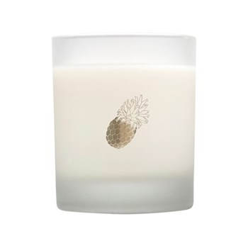 Ananas Passion Flower & Pineapple Candle, 9cm