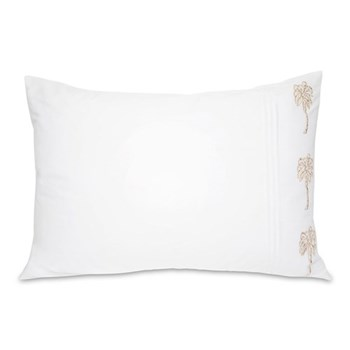 Luxury Palmier Pair of pillowcases, 50 x 70cm