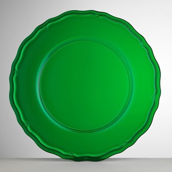 Giotto Acrylic underplate, 33cm, green