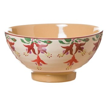 Fuchsia Medium bowl, D16 x H8cm
