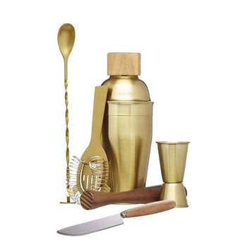 Bar Craft Six piece cocktail set