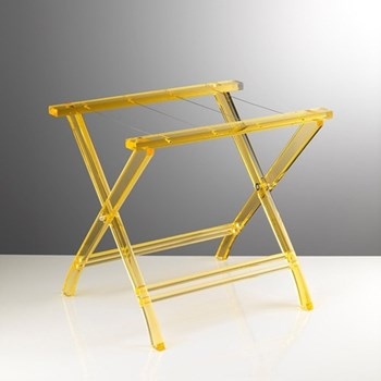 Acrylic tray stand