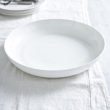 Symons Serving platter, 31cm, white bone china