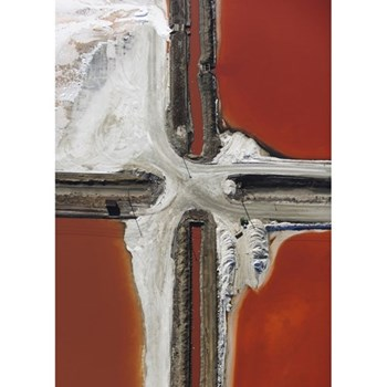 Example Artwork Intersection by Tommy Clarke, 60 x 90cm