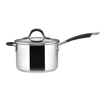 Momentum - Stainless Steel Saucepan, 20cm - 3.8 litre