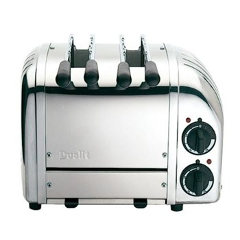 Classic Sandwich toaster, 2 slot, stainless steel
