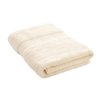 Egyptian Luxury Towel Bath towel, 69 x 140cm, parchment egyptian cotton