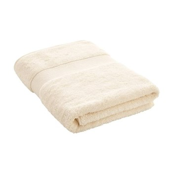 Egyptian Luxury Towel Bath sheet, 91 x 167cm, parchment egyptian cotton