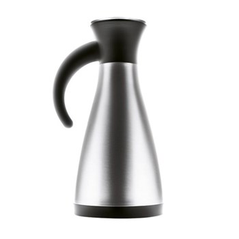Vacuum jug, 1.1 litre, stainless steel