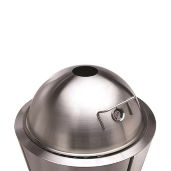 Cooking lid with thermometer 59cm