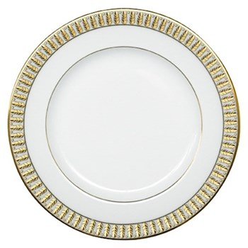 Plumes Or Butter plate, 16cm