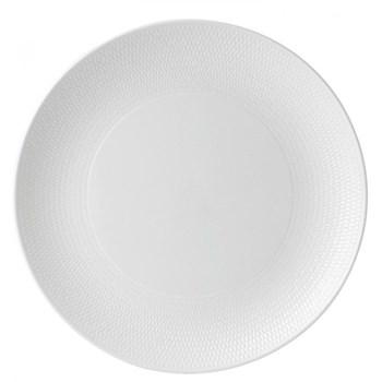 Gio Dinner plate, 28cm, white/ bone china